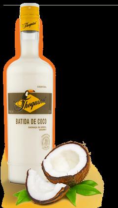 Thoquino Batida de Coco